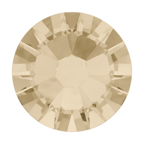 Swarovski Crystal Xilion Rose Light Silk SS9(2.7mm)-200 pack