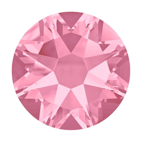 Swarovski Crystal SS9 (2.6mm) - Light Rose 1440 pack
