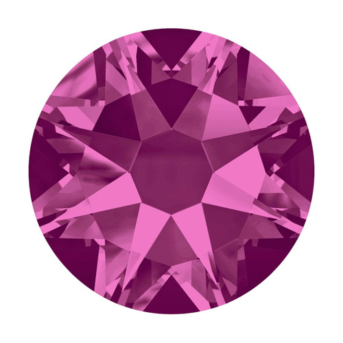 Swarovski Crystal SS9 (2.6mm) - Fuchsia 1440 pack