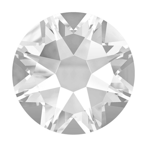 Swarovski Crystal SS9 (2.6mm) - Crystal 200 pack