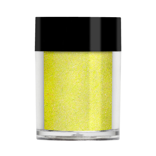 Lemon Yellow Nail Shadow