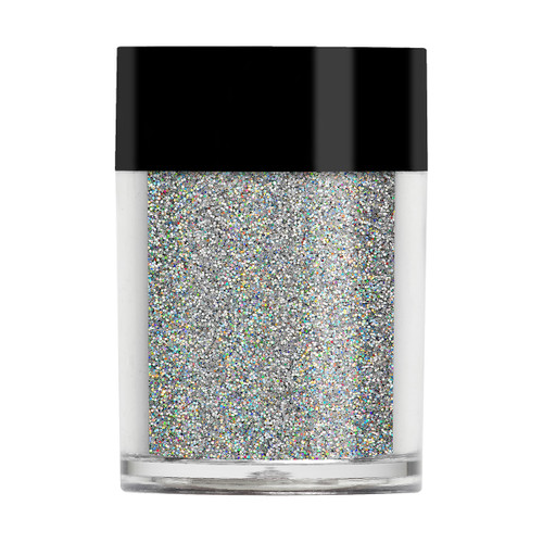 Glitter - Holographic Silver