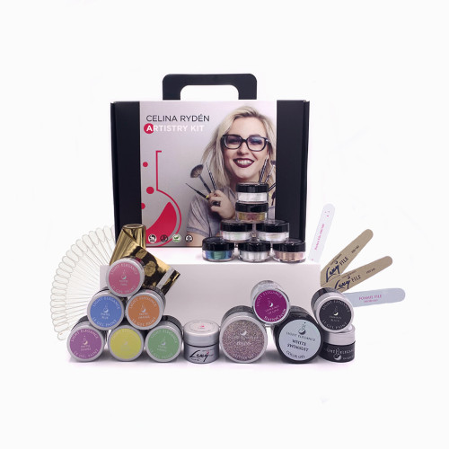 Celina Ryden Artistry Kit