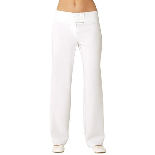 Fusion White Trouser (Un-hemmed)