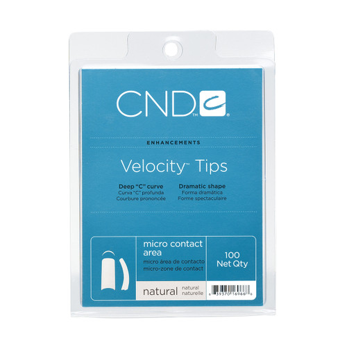 Natural Velocity Tips