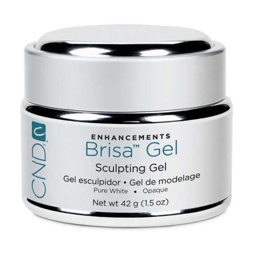 Brisa Gel Pure White Opaque