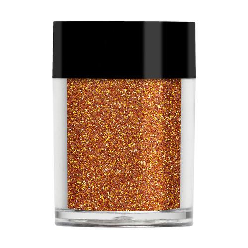 Orange Holographic Glitter