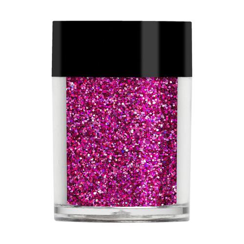 Glitter - Holographic Darkest Pink