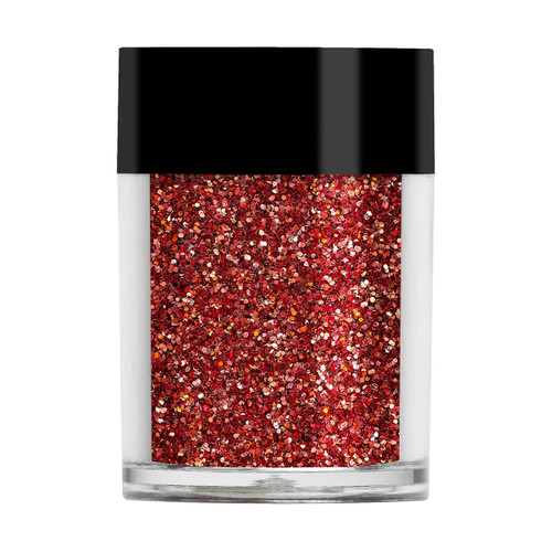 Glitter - Holographic Deep Red