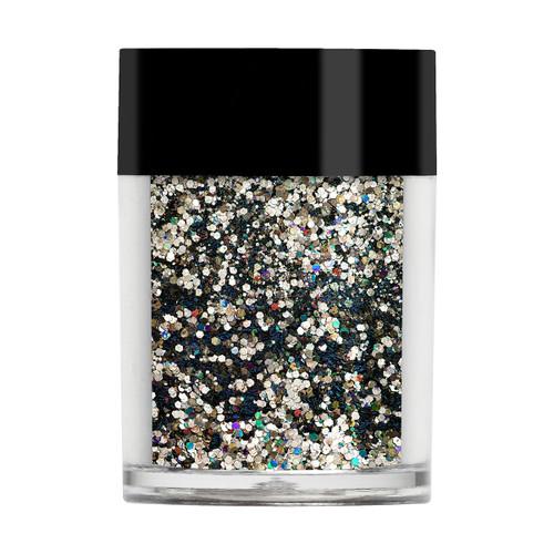 Black Gold Holographic Multi Glitz Glitter