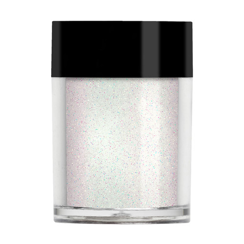Golden White Micro Iridescent Glitter