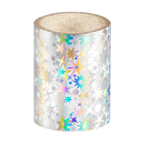 Foil - Silver Stars