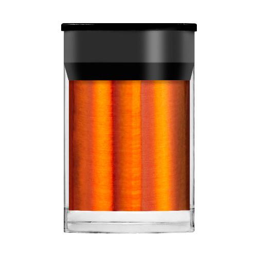 Burnt Orange Nail Foil