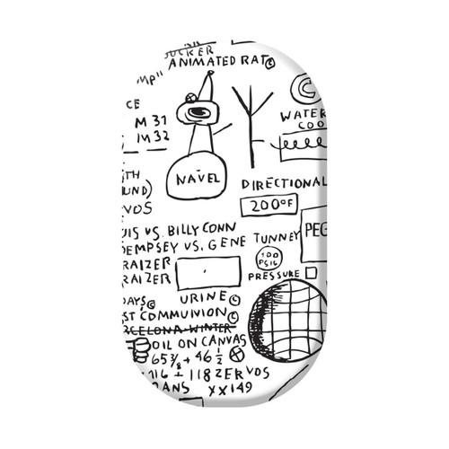 Pegasus - Basquiat (transparent)