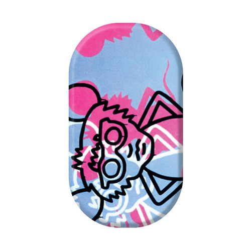 Andy Mouse - Haring