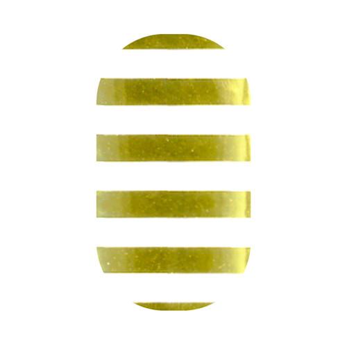 Gold Rush / Gold Stripes (Transparent)