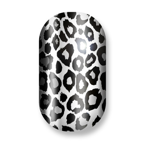 Wild for the Night / Black and Silver Cheetah