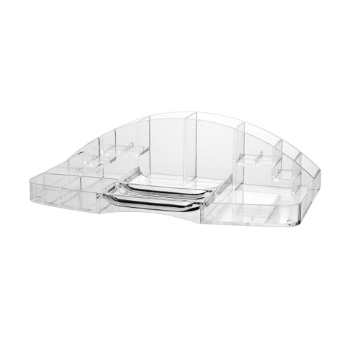 Clear Desk Organiser Deluxe