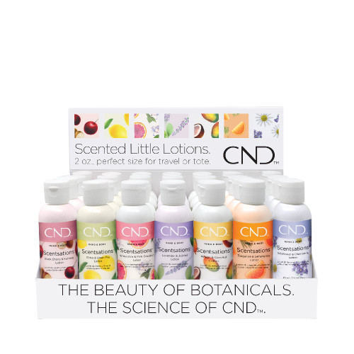 CND Scentsations Mini Display