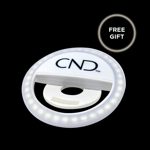 CND Mobile Selfie Ring Light