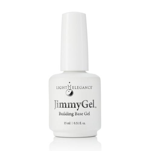 LE JimmyGel Soak-off Building Base Clear 15ml