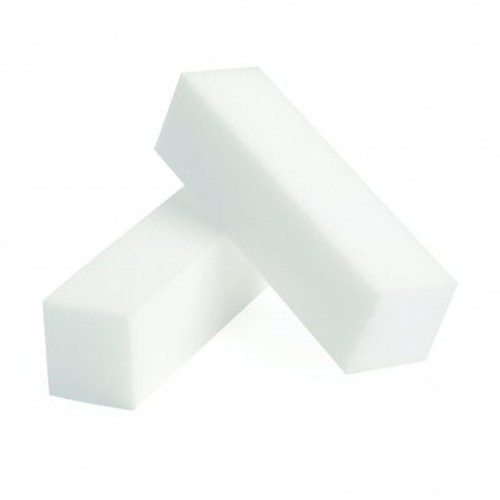 Buffer White Block 10 pk