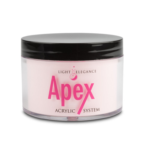 APEX Blush Pink Acrylic Powder, 180 grams