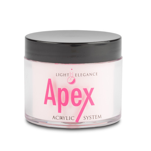 APEX Blush Pink Acrylic Powder, 45 grams