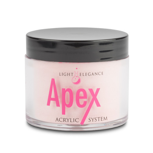 APEX Cover Pink Acrylic Powder, 45 grams