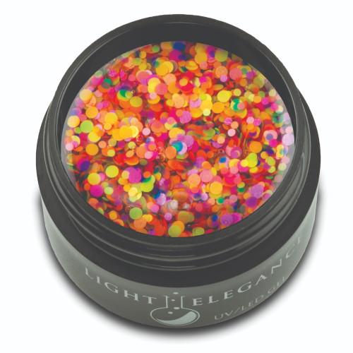 Bump, Set, Spike Glitter Gel, 17ml