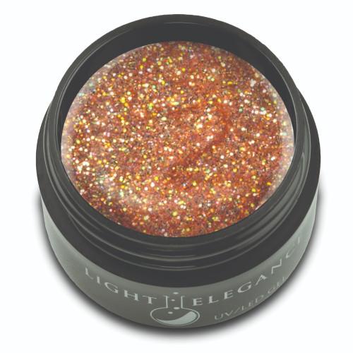 Caramel Glitter Gel, 17ml