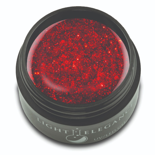 Little Red Sled Glitter Gel, 17ml