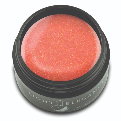 Orange Crush Glitter Gel, 17ml