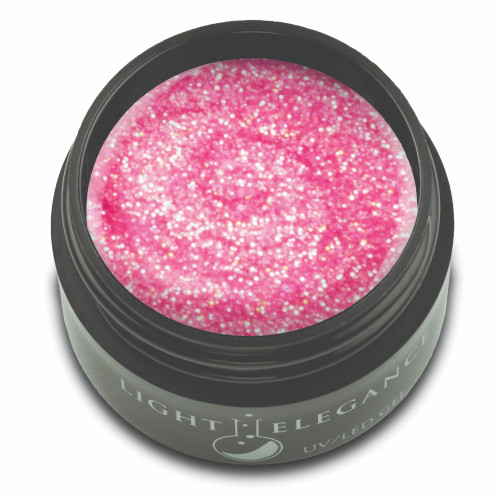 Pink Diamond Glitter Gel, 17ml
