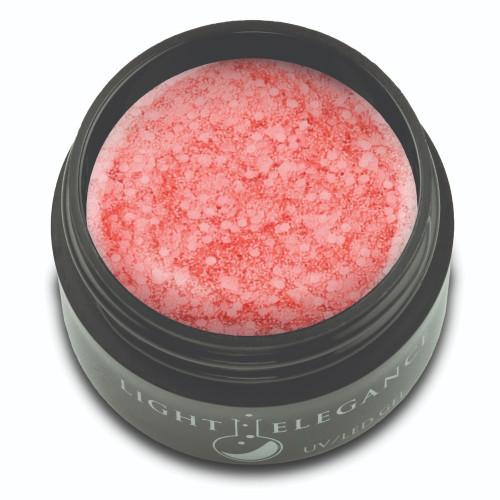 Pink Lace Glitter Gel, 17ml