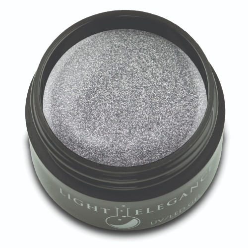 Silver Sparkle Glitter Gel, 17ml
