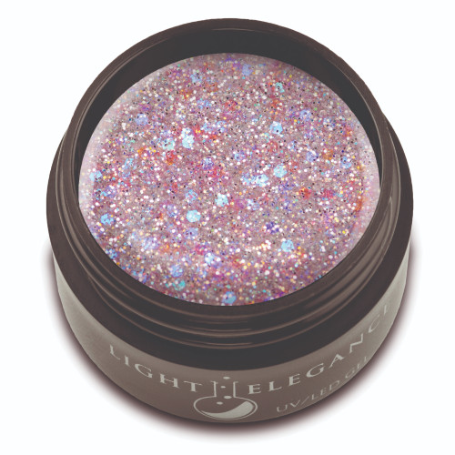 Sugar Coated Glitter Gel, 17ml