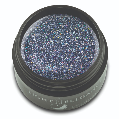 Titanium Glitter Gel, 17ml