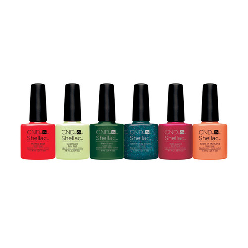 Shellac Rhythm and Heat Collection