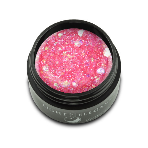LE A Peony for Your Thoughts Glitter Gel 17ml