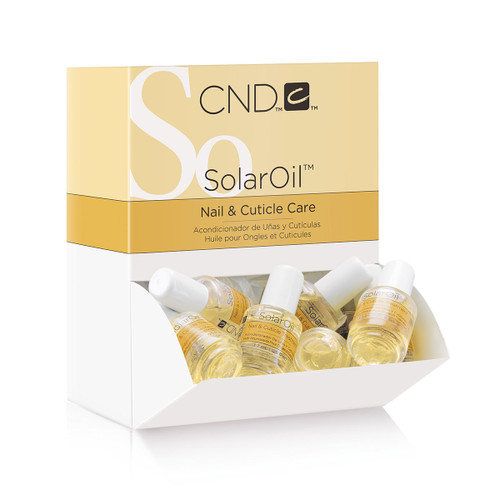 Solar Oil Minis x40 POP Display