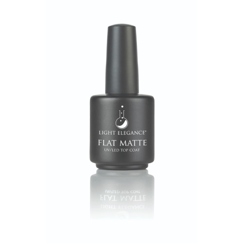Flat Matte Top Coat, 15ml