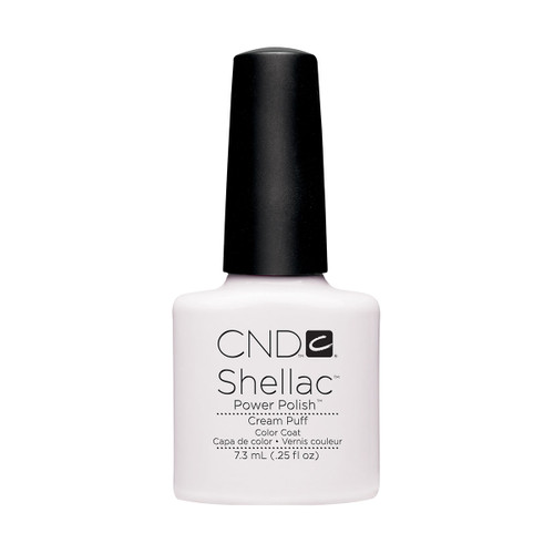 Shellac Cream Puff 7.3ml (0.25 floz)