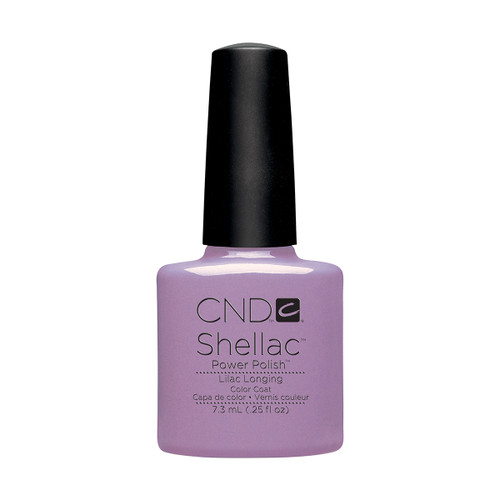 Shellac Lilac Longing 7.3ml (0.25 floz)