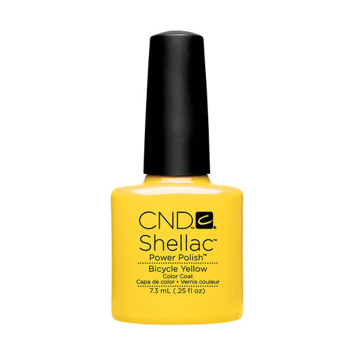 Shellac Bicycle Yellow 7.3ml (0.25 floz)