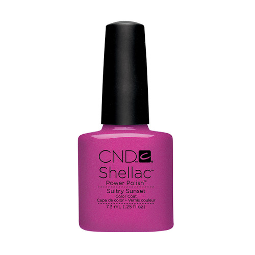 Shellac Sultry Sunset 7.3ml (0.25 floz)