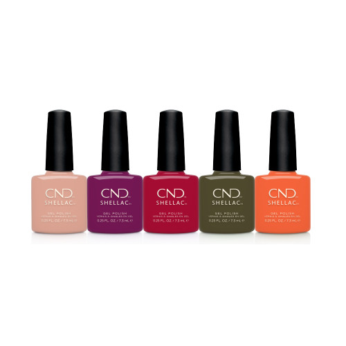 Full Shellac Treasured Moments Collection