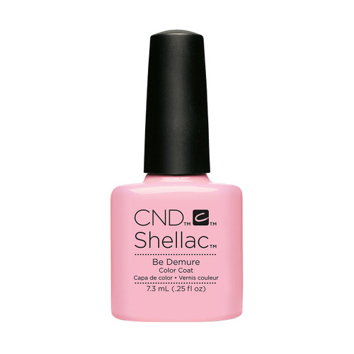 Shellac Be Demure 7.3ml (0.25 floz)