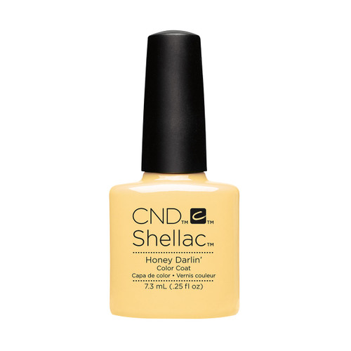 Shellac Honey Darlin 7.3ml (0.25 floz)