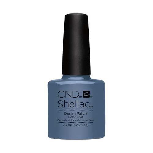 Shellac Denim Patch  - 0.25 floz (7.3 ml)